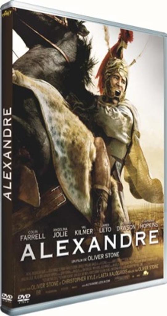 Alexandre / Oliver Stone, réal., scénario |