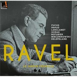 Le jardin féérique : Oeuvres de musique de chambre / Maurice Ravel, comp.   Ravel, Maurice. Compositeur