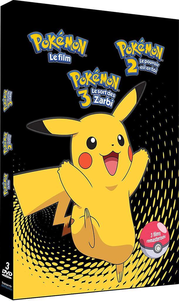 Pokémon / Kunihiko Yuyama, Michael Haigney, réal. |