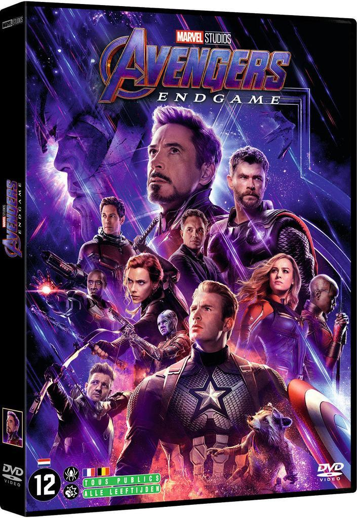 Avengers : Endgame / Jo Russo, réal. |