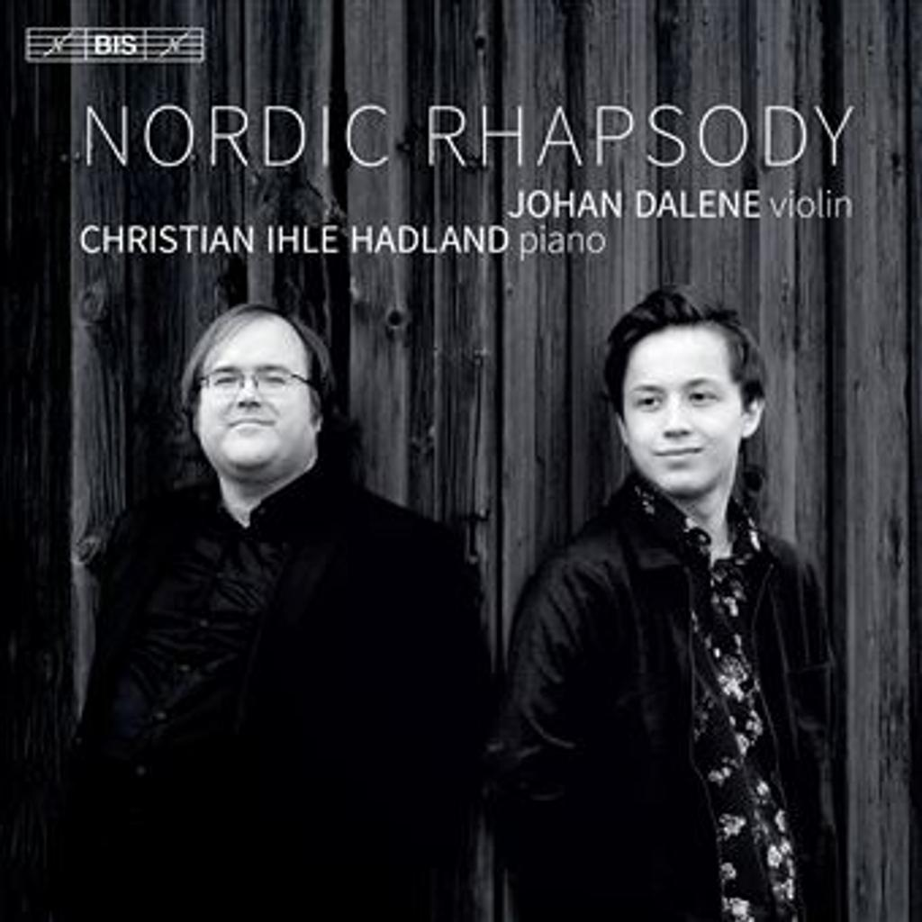 Nordic Rhapsody / Johan Dalene, vl. |