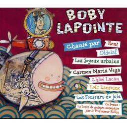 Boby Lapointe chanté par / Boby Lapointe, aut. adapté | Lapointe, Boby. Compositeur de l'oeuvre adaptée