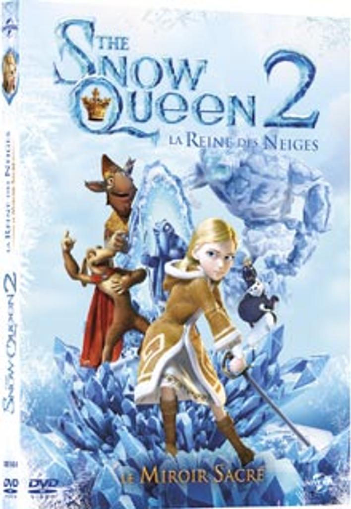 The snow queen, la reine des neiges 2 : Le miroir sacré / Aleksey Tsitsilin, réal., scénario |